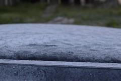 Geada em Paranapiacaba - 12/06/2016 (EduardoAug) Tags: brazil cold ice gelo fog brasil train village sopaulo trains freeze neblina frio paranapiacaba geada passarela santoandr