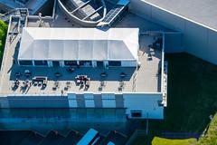 Aerial of @FutureOfFlight Strato Deck During WW&M 2016 (AvgeekJoe) Tags: nikon places aerial aerialphoto foff dslr aerialphotography everett aerialphotograph iof snohomishcounty mukilteo fof painefield kpae futureofflight importedkeywordtags d5300 futureofflightaviationcenter futureofflightaviationcenterboeingtour nikond5300 instituteofflight