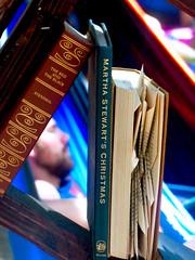 forest22 (jonathan.carroll484) Tags: sleeping man book cookbook martha bookshelf shelf stewart hammock napping resting ef2016