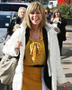 Kate Garraway at the ITV studios London, England