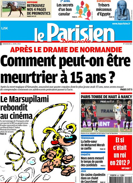leparisien-cover-2012-04-01