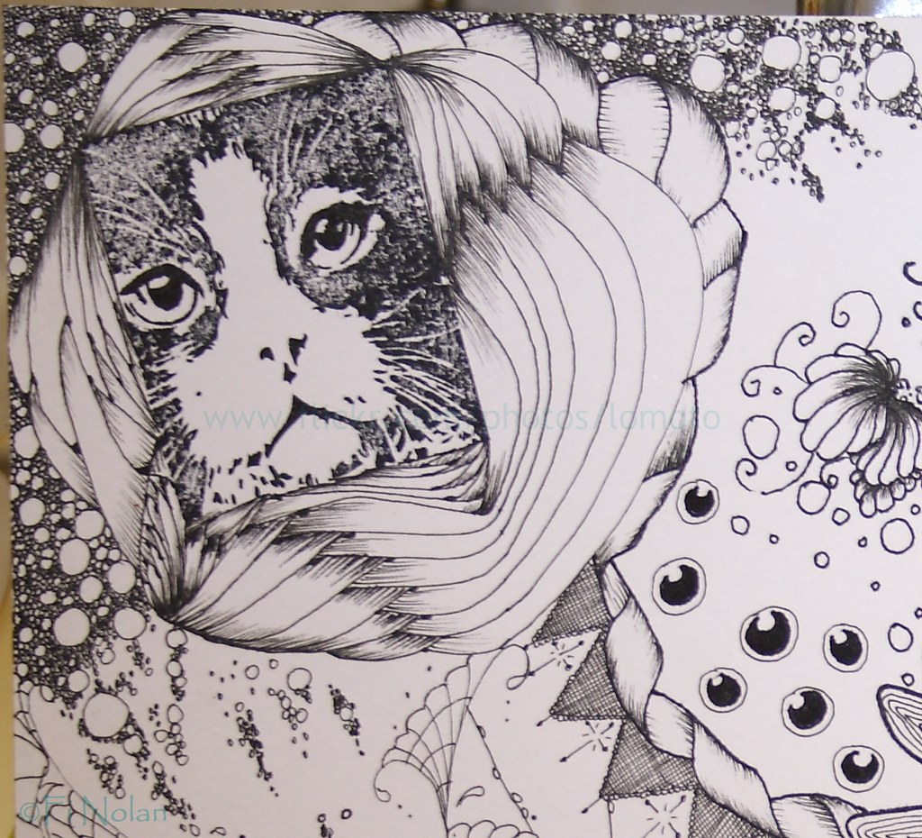 The World's Best Photos of betweed and zentangle - Flickr