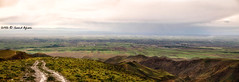 After rain.. (Saeid Aghaei) Tags: road panorama cloud mountain nature wet rain landscape iran cloudy mount rainy  saeid          neyshabur   aghaei