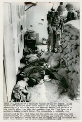 Tết Mậu Thân 1968 - DEATH OF A MILITARY FAMILY IN SAIGON - Press Photo - Một bức ảnh buồn, phần còn thiếu trong câu chuyện về tướng Loan (manhhai) Tags: death killing 1968 vietnamwar atrocity nguyenngocloan