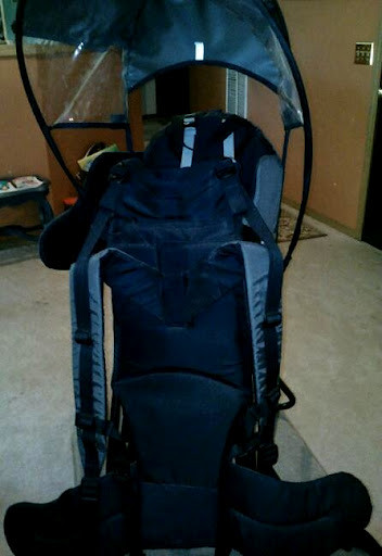 REI Tag A Long Pack   Child Carrier (Ms Maude) Tags: