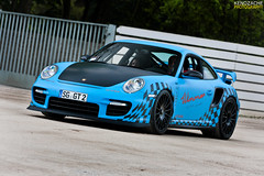 Wimmer! (Keno Zache) Tags: auto blue baby car canon photography eos photo power meeting porsche limited rs rare 70200 gt2 997 wimmer sportcar tuned dinslaken keno 400d zache