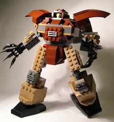 "MSM-03 ""Gogg"" (graybandit2000) Tags: lego gundam mecha mobilesuit legomecha legogundam legomobilesuit"