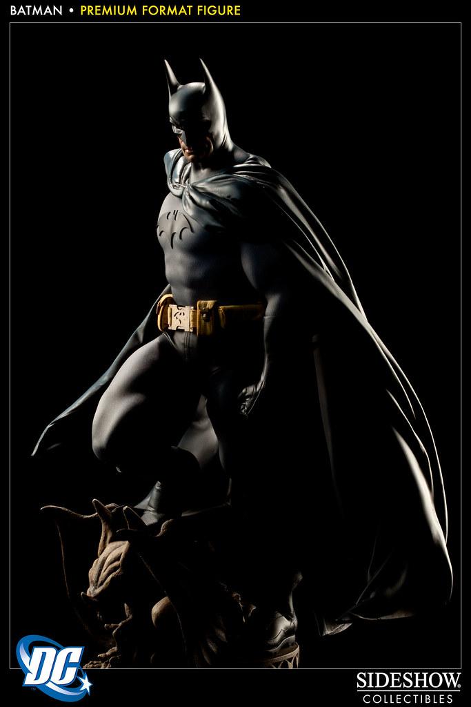 Sideshow – Batman 蝙蝠俠1:4 雕像
