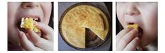 mama's tasty pie (AleksandraMicic) Tags: food children pie corn eating tasty images photographs bite proja projara aleksandramicic
