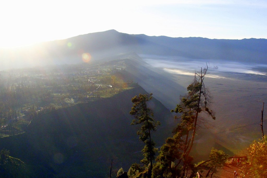 Morning, Gunung Bromo, East Java, Indonesia