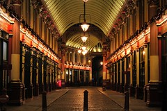 Leadenhall Market (akarakoc) Tags: london underpass market unterfhrung