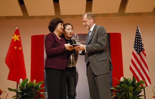 Confucius Institute at WMU Opening Ceremony