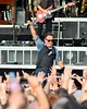 Bruce Springsteen performs at The RDS Dublin, Ireland