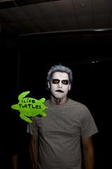 IMG_5585 (Tyler Dawson) Tags: portrait people art canon photography rebel photo zombie zombies suny purchase select xsi tylerdawson tylerpdawson
