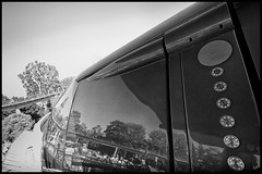 Monorail Monday - (Edition 41) (Coasterluver) Tags: blackandwhite bw monochrome disneyland disney monorail tomorrowland monorailmonday coasterluver