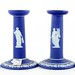 2007. 4 Wedgwood Candlesticks
