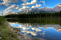 Complete sound of silence (JoLoLog) Tags: trees lake canada mountains reflection clouds alberta rockymountains hdr lorien kananaskiscountry canadianrockies lowerkananaskislake canonxsi bestcapturesaoi elitegalleryaoi mygearandme mygearandmepremium mygearandmebronze mygearandmesilver mygearandmegold mygearandmeplatinum mygearandmediamond rememberthatmomentlevel4 rememberthatmomentlevel1 rememberthatmomentlevel2 rememberthatmomentlevel3