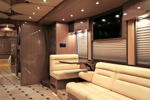 Platinum - Front Lounge - facing rear