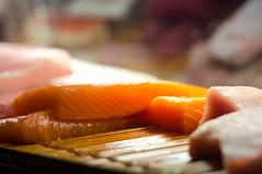 227. Sake (Yummy Transition) (prenetic) Tags: seattle sushi washington sashimi salmon bamboo sake wa umi yellowtail hamachi seattlewa seattlewashington sakehouse umisakehouse