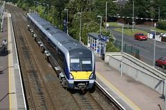 Train (Fossie1) Tags: uk ireland train belfast northern translink nir