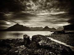 Otherworld (Feldore) Tags: sea mountains skye beach water landscape island scotland highlands ethereal isle mchugh elgol feldore