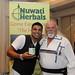 Victor Ortiz & CEO Nuwati-Herbals
