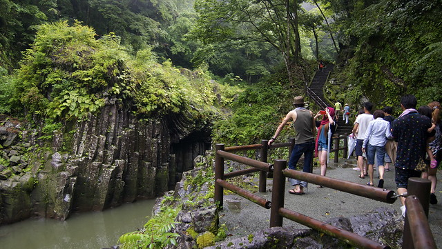Takachiho 高千穂峡
