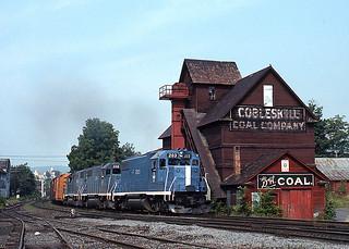 Cobleskill Coal