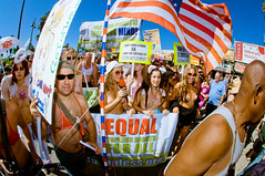 National Go Topless Protest Day http://foter.com/Nude+protest/
