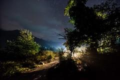Night Light (Christophe_A) Tags: longexposure sky mist mountain night stars nikon shadows greece astrophotography christophe d800 epirus christopheanagnostopoulos tetrakomo χριστοφοροσαναγνωστοπουλοσ χριστόφοροσαναγνωστόπουλοσ