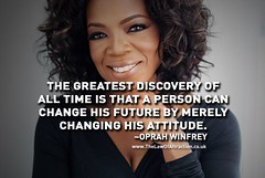 If nothing changes, nothing changes. (The Law Of Attraction) Tags: person attitude thoughts quotes views change positive greatest discovery sayings oprah winfrey thesecret thelawofattraction