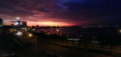 The night falls (sechsterangriff) Tags: twilight nightfall angola luanda