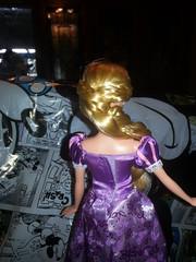 Rapunzel Braid (reyesdj98) Tags: rapunzel disneyprincess disneydoll disneydolls dolldiorama flickrandroidapp:filter=none