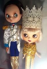 Daisy and David (Prince of Wales) Go to Meet Princess Cressida Eudora