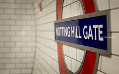 Notting Hill Station, London, United Kingdom (monsieur I) Tags: city travel london europe unitedkingdom capital eu citytrip
