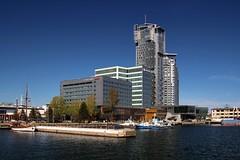 Gdynia architecture (6) (Krzysztof D.) Tags: city sea tower architecture poland polska polen cpl miasto gdynia architektura batyk skwerkociuszki trjmiasto pomorze pomorskie shiftn