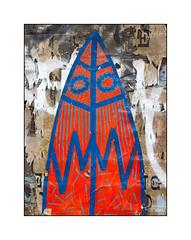 Graffiti (616), East London, England. (Joseph O'Malley64) Tags: uk greatbritain england streetart london pasteup wall graffiti paint britain british walls pointing brickwork eastend eastlondon 616 paintpen raggedpaper