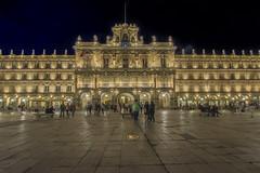 Salamanca - Plaza Mayor de noche (R.Duran) Tags: espaa night noche spain nikon espanha europa europe nocturna salamanca espagne sigma1020mm castillayleon d7200
