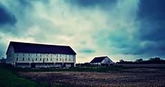 a view of the empire... (BillsExplorations) Tags: old barn rural vintage illinois cloudy farm stormy empire ruraldecay domain empirefarm barnsandfarms