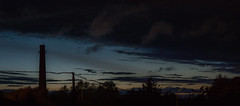 From Dusk till Dawn (__TOMS__) Tags: city sky night nikon outdoor dusk late 1855mm nikkor liepaja d3200
