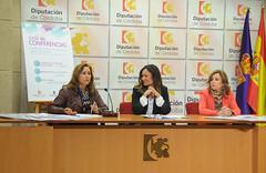 FOTO_Mujeres en el siglo XXI_5 (Pgina oficial de la Diputacin de Crdoba) Tags: en de ana el mayo crdoba mujeres xxi conferencias siglo guijarro diputacin