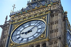 Nine After Nine (pjpink) Tags: uk england london tower clock architecture spring britain may bigben icon 2016 pjpink