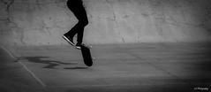 When the shadow falls (.KiLTRo.) Tags: santabarbara california unitedstates kiltro skate skateboard rider