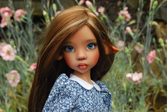 Thoughts..... (Little little mouse) Tags: bjd dollfie tansy homemadedress kayewiggs tanlaryssa