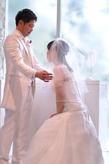 (YuUKi) Tags: wedding white happy nikon     d5000