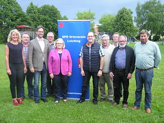 Jahreshauptversammlung OV Loiching (Florian Pronold) Tags: politik vor spd ort bmub