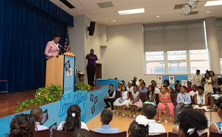 MMB@Powell ElementaryGraduation.6-15-16.Khalid.Naji-Allah-5
