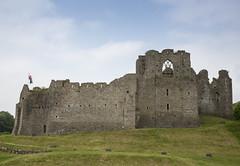 Oystermouth Castle (fillbee) Tags: stone wales buildings chapel norman residential gowerpeninsula curtainwall swanseabay basements oystermouthcastle garderobes threestorey deheubarth castellystumllwynarth refortified johndebraose