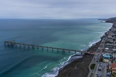Black Sands (Wind Watcher) Tags: california kite pier kap pacifica municipal bkt dopero windwatcher