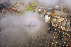 Airbus glory (beninfreo) Tags: cloud fuji glory optical australia virgin airbus adelaide fujifilm southaustralia phenomenon xf1